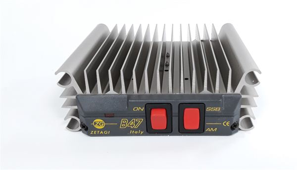 ZETAGI B47 MOSFET AMPLIFIER