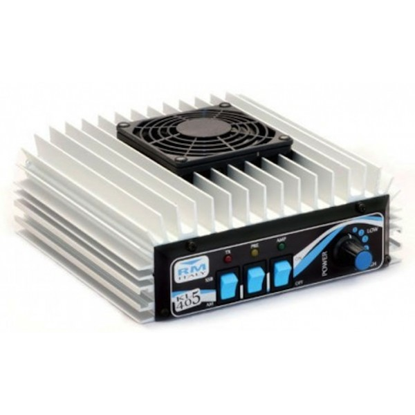 RM KL405V - 3.6-30MHZ (200W) LINEAR AMPLIFIER (WITH PRE-AMP)