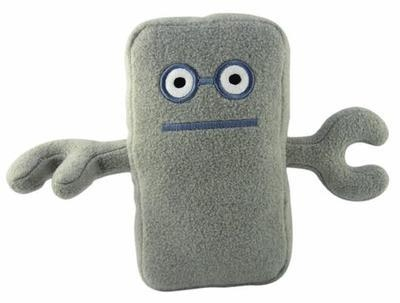 Roddy The Robot ?- Fully Customisable Plush
