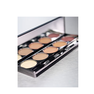 Five eye shadow set