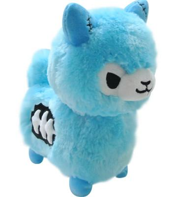 CUTE FLUFFY ZOMBIE ALPACA ?- Fully Customisable Plush