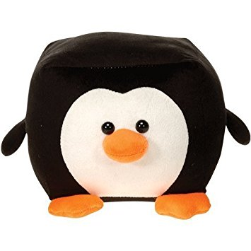 Cuboid Penguin? - Fully Customisable Plush