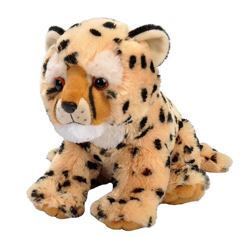 Cute Cheetah Cub ?- Fully Customisable Plush