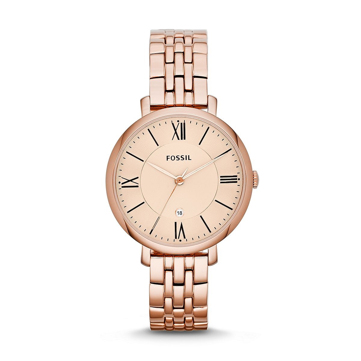Jacqueline Ladies Rose Gold Tone Watch  / Promotional product