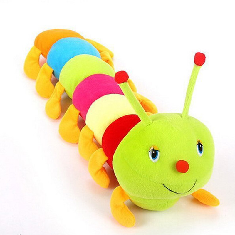 Cuddly Caterpillar Soft Toy ?- Fully Customisable Plush