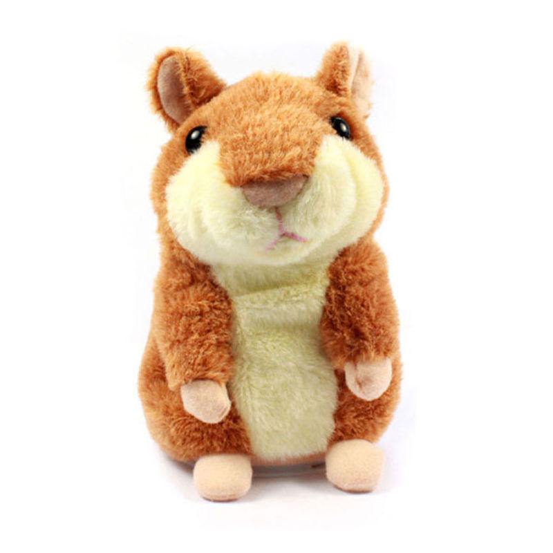 Cuddly Hamster - Fully Customisable Plush