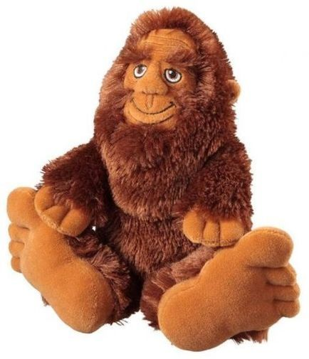 Cuddly Bigfoot - Fully Customisable Plush