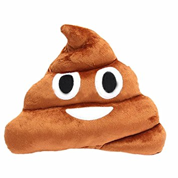 Emoji Smiley Poop -? Fully Customisable Plush