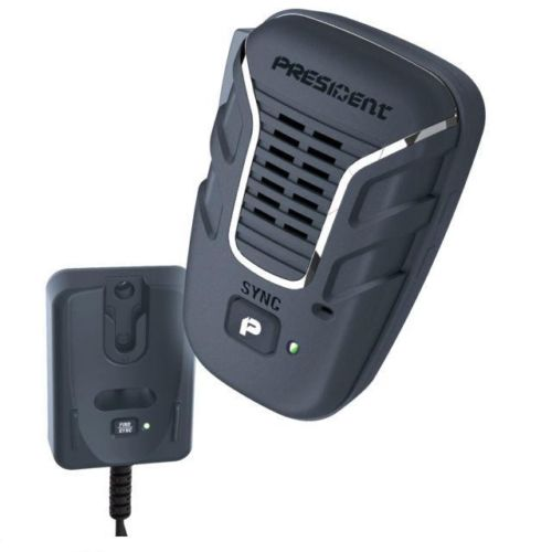 President Liberty wireless microphone with a built-in speaker