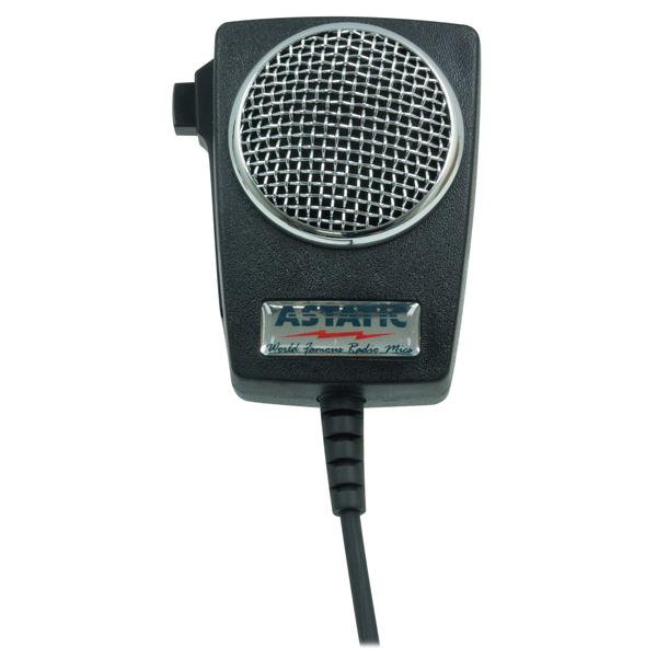 Astatic D104M6B Amplified Ceramic Power CB Microphone