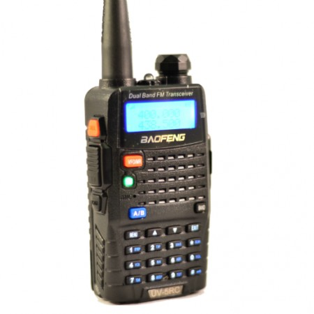 Baofeng UV-5RC Dual Band 136-174/400-520Mhz Radio UV-5R UV5R+