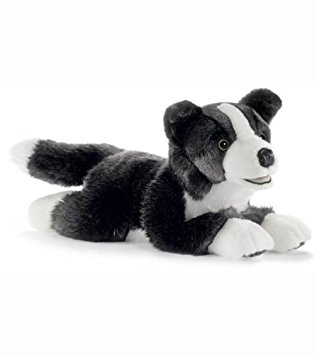 Cute Border Collie ?- Fully Customisable Plush