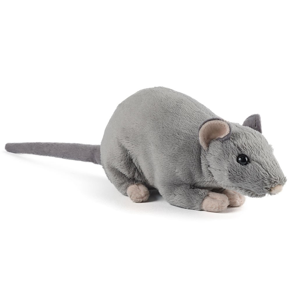 Cute Rat - Fully Customisable Plush