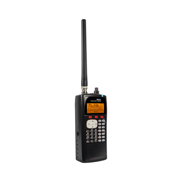 WHISTLER WS1040 25-1300MHZ ANALOG HANDHELD SCANNER