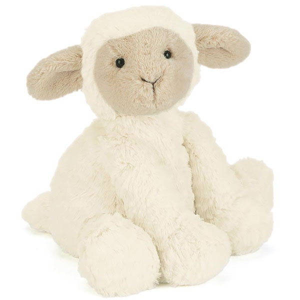 Cuddly Lamb - Fully Customisable Plush