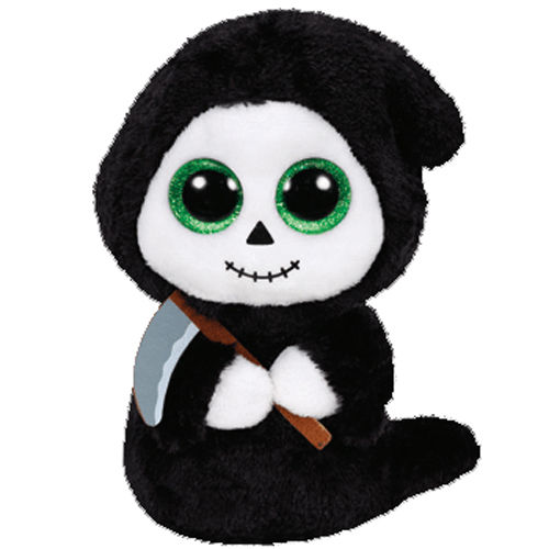 Cute Grim Reaper - Fully Customisable Plush