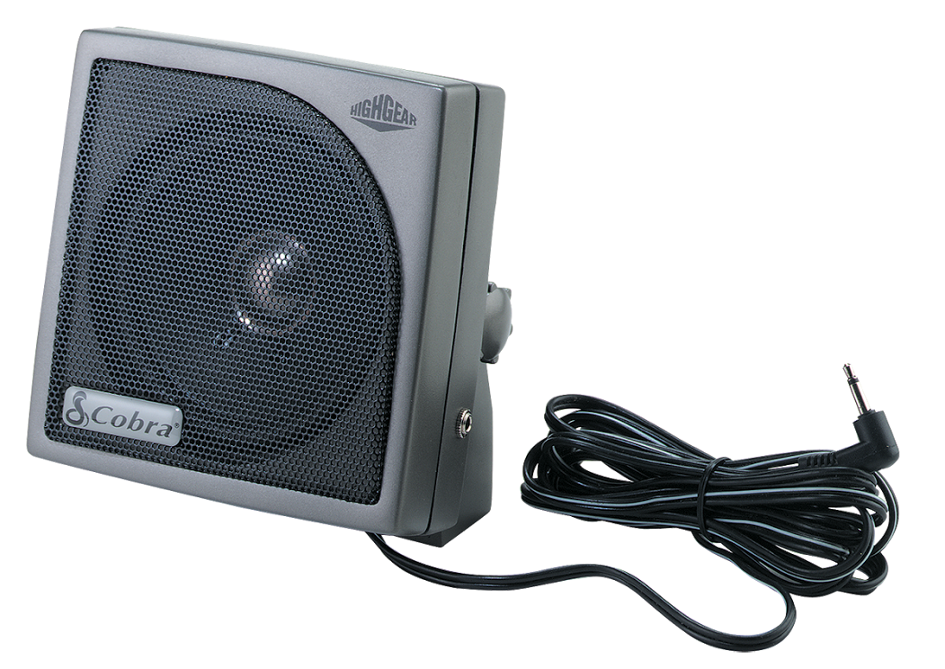 Cobra s100 Extension Speaker