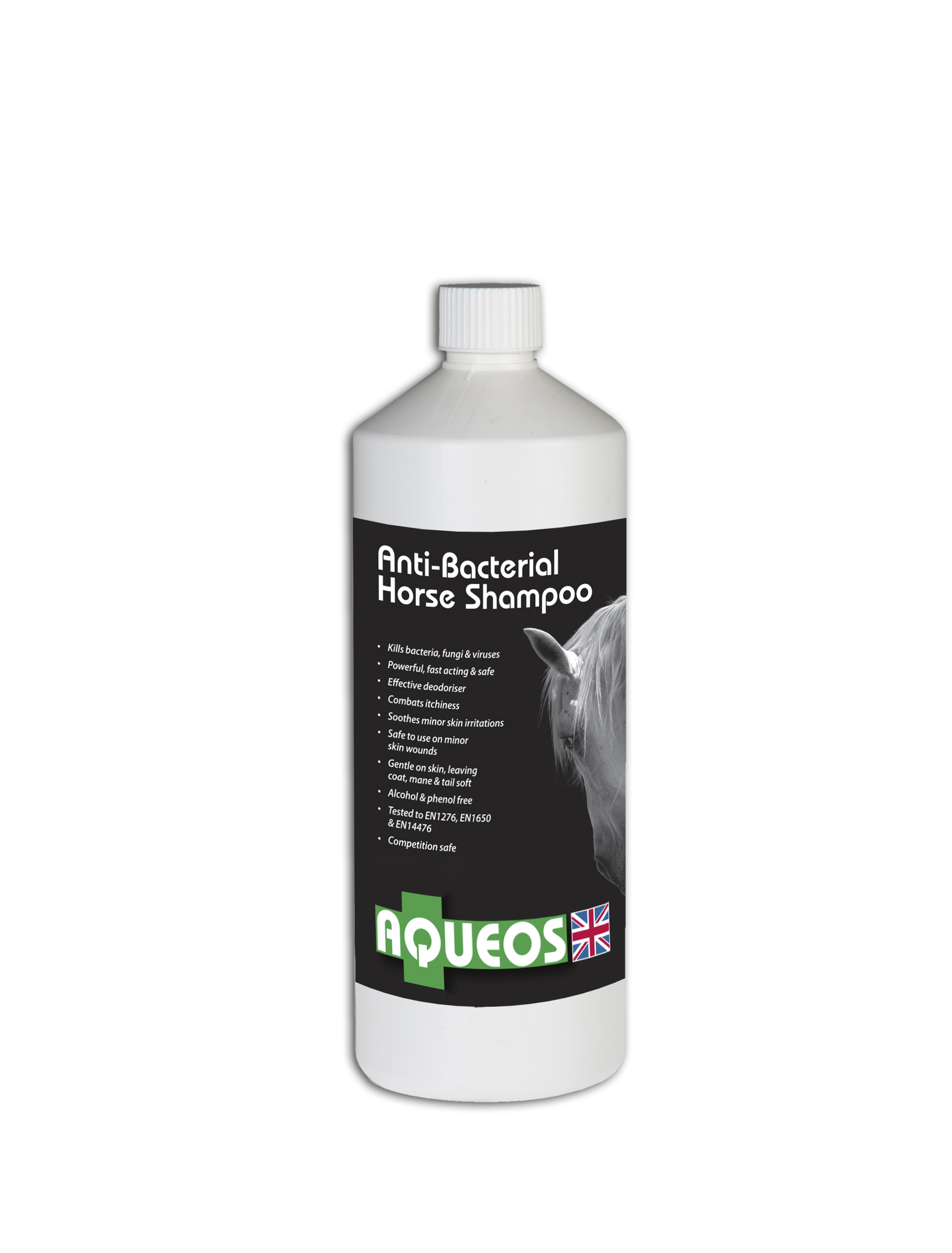 Stable & Multi-Use Disinfectant 1L (dilutes to 40 litres) AQE7001