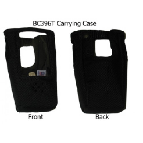 Uniden NC396-T Nylon Carry Case for UBC3500XLT, BCD396XT, BR330T