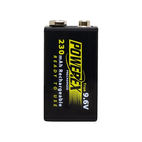 Maha MHR9VP Precharged 9.6V 230mAh (1-Pack)