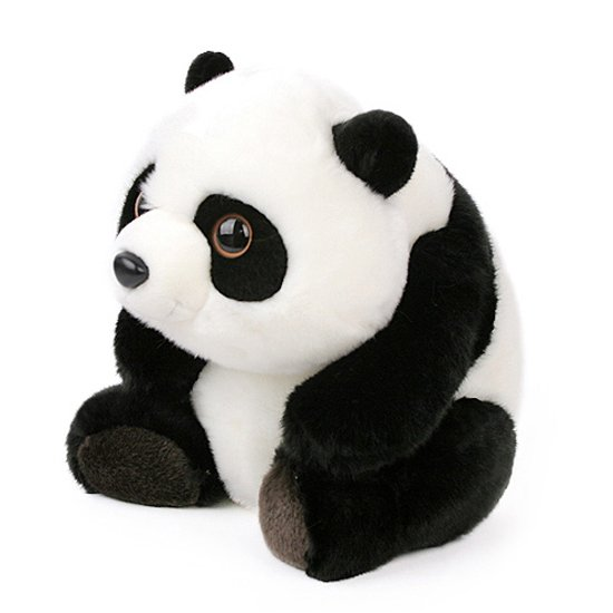 ?  Cute Panda - Fully Customisable Plush