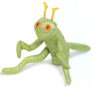 Creepy Cricket- Fully Customisable Plush