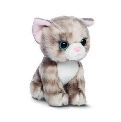 Soft Toy Cuddly Plush - Cat / Promotional Product Fully Customised To Your Requirement UK Supplier