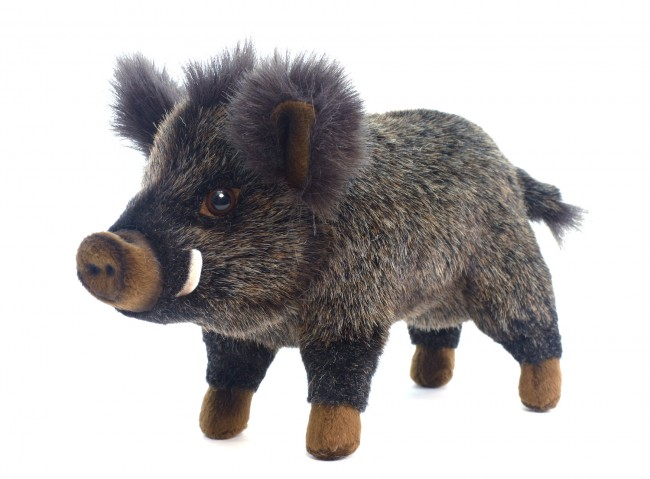 Cuddly Baby Boar ?- Fully Customisable Plush