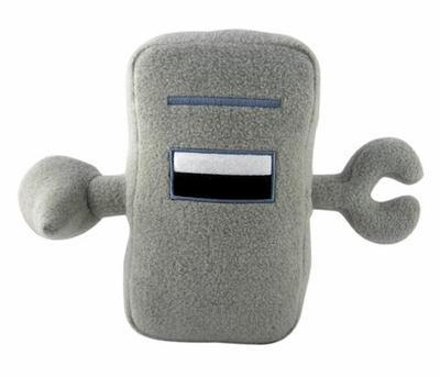 Robbie The Robot ? - Fully Customisable Plush