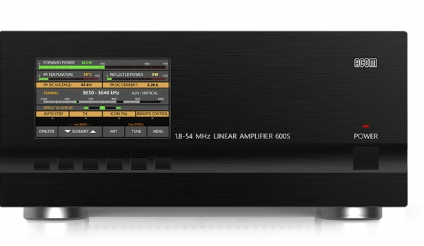 ACOM 600S HF & 6m Linear Amplifier