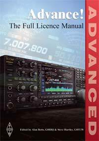 Books on amateur radio.