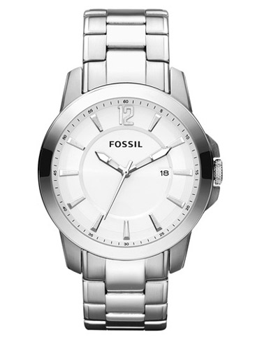 Classic Casual Stainless-Steel Watch For Men
