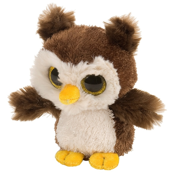 Cute Baby Owl - Fully Customisable Plush