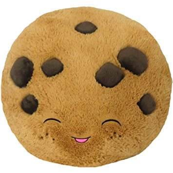 Cookie - Fully Customisable Plush