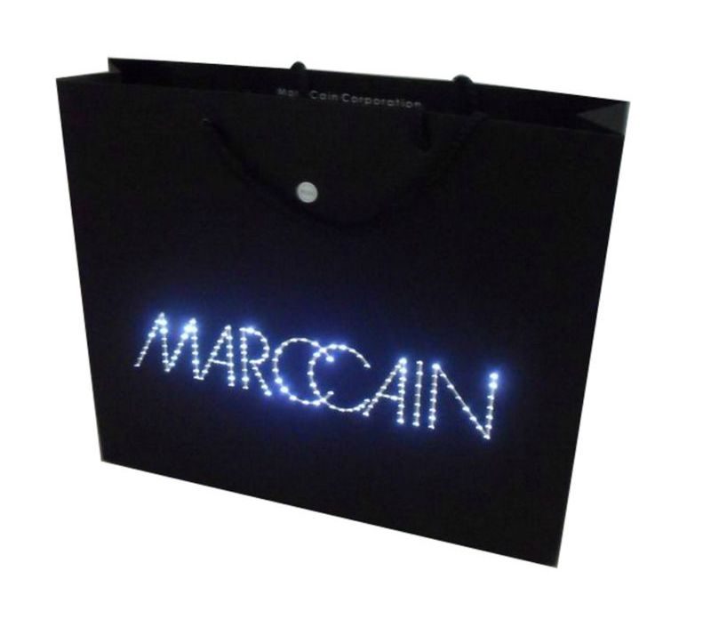 LED  Light Gift Bag / Promotional product fully customized  to your requirement UK Supplier