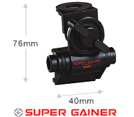 Diamond Super Gainer K300 Gutter Mount