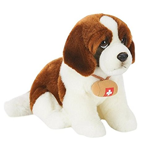 Cuddly St. Bernard Dog ?- Fully Customisable Plush