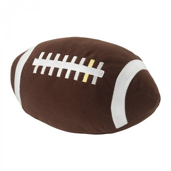 Soft Plush Rugby Ball - Fully Customisable Plush