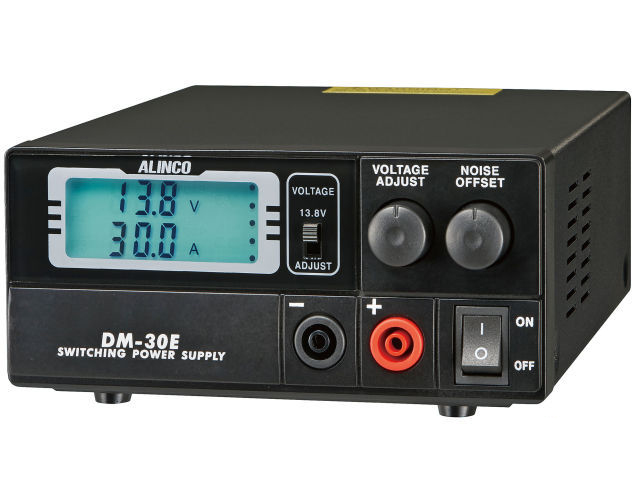 Alinco DM-30E NEW 20A (30A peak) switch mode power supply