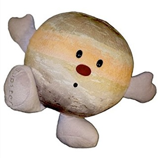 PlanetJupiter Soft Toy  - Fully Customisable Plush