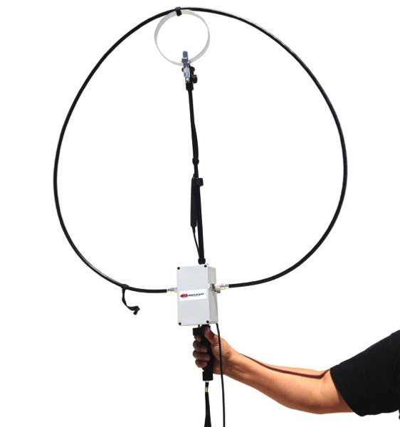 CHA P-LOOP Portable HF Antenna Covering 6.0 MHz to 30.0 MHz