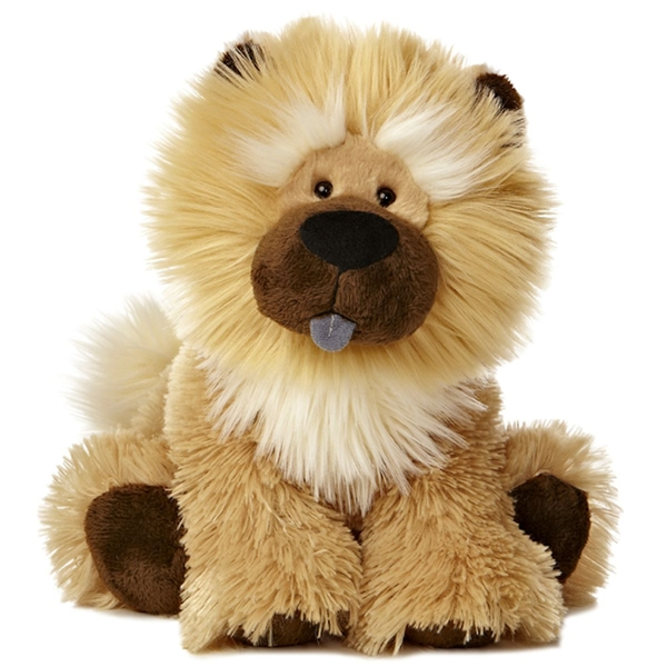 Cuddly Chow Chow - Fully Customisable Plush - Front
