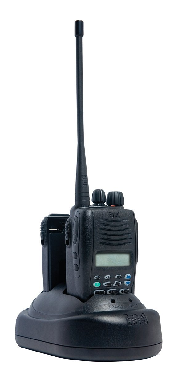 Entel CSAHX Dual Rapid Charger For HX Series Radio