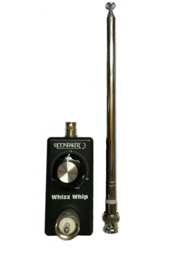 The Whizz Whip For QPR HF/VHF/UHF