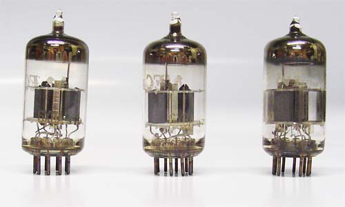 Radio transmitting Valves