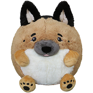 Cute German Shepherd Dog? - Fully Customisable Plush