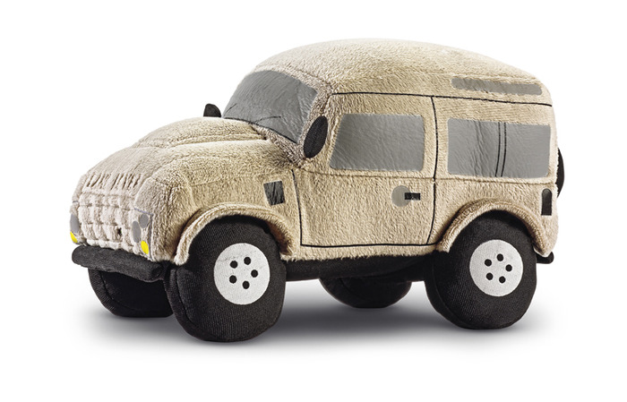 James Land Rover - Fully Customisable Plush