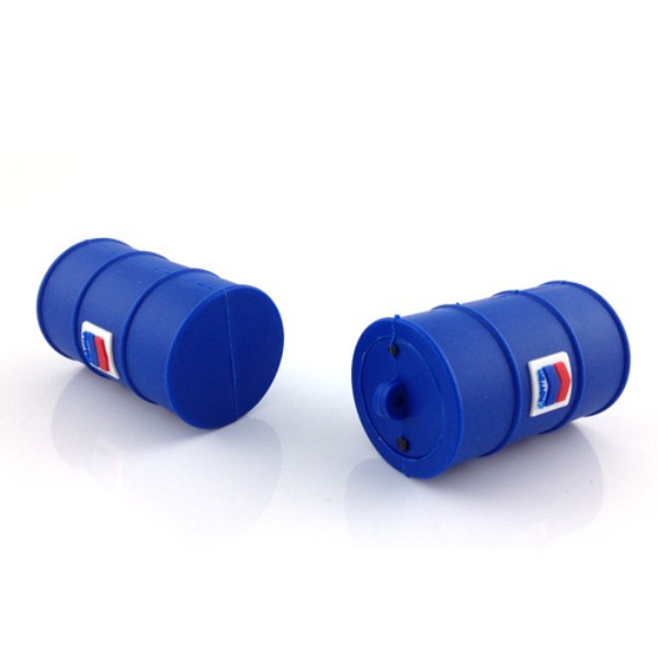 Oil drum  usb flash drives/ Promotional product fully customized
