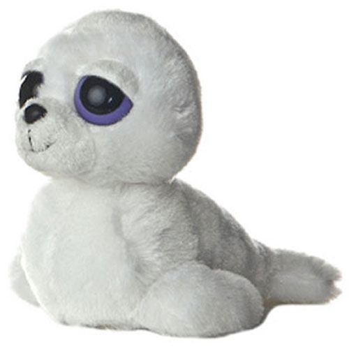 Cute Seal Pup - Fully Customisable Plush