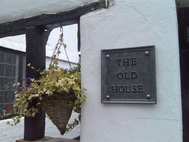 Lead House Sign Square 28 x 28cm